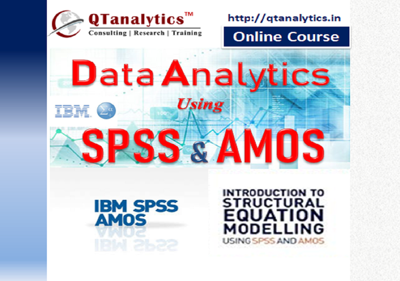 Data Analytics Using SPSS