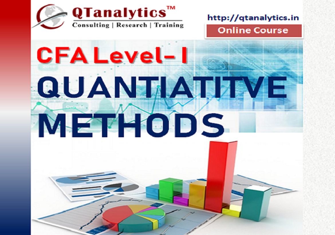 CFA Level I: Quantitative Methods for Finance
